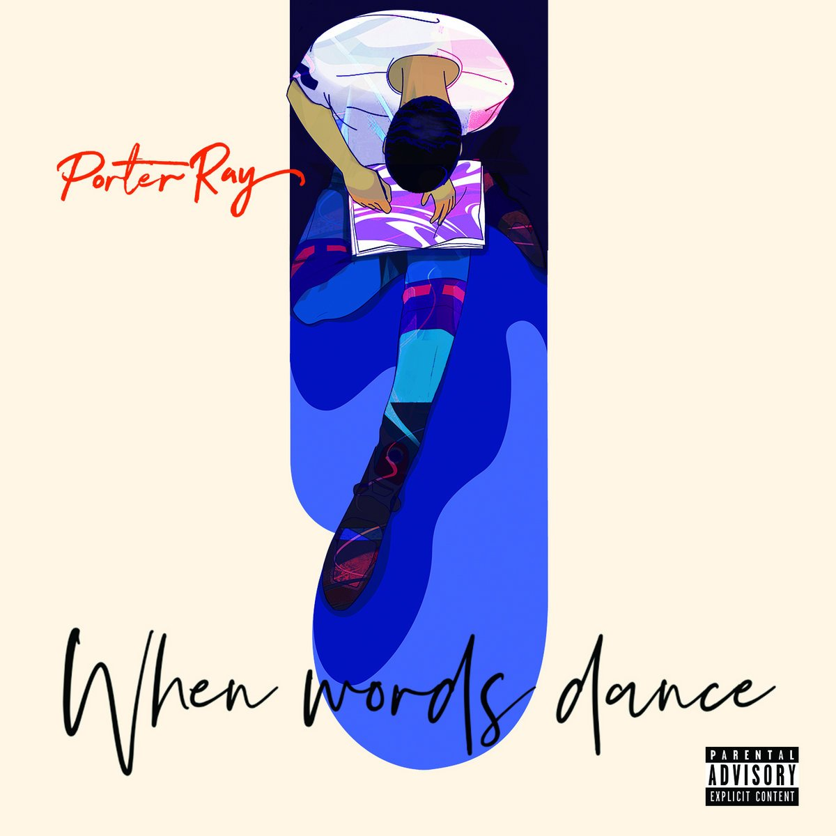 When Words Dance is the latest album from Porter Ray.