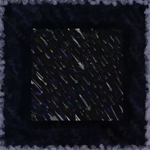 "On the cover of TheDgtl and Mr. Hentvii single ""Been There"", drawn arrow like shapes drop at an angle through a dark backdrop."