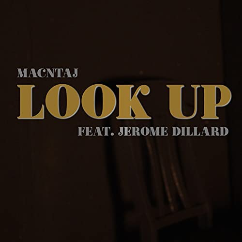 """Cover for Macntaj single """"Look Up"""""""